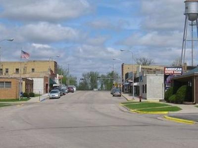 Downtown Erskine