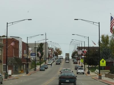 Downtown Fennimore