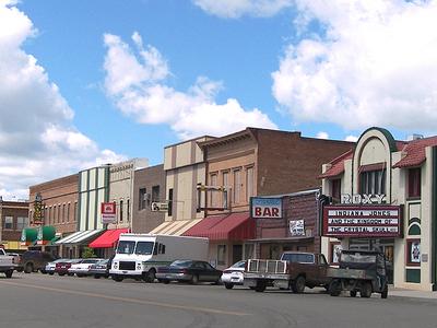 Downtown Forsyth