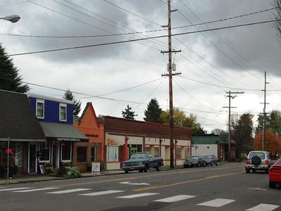 Downtown     Gladstone