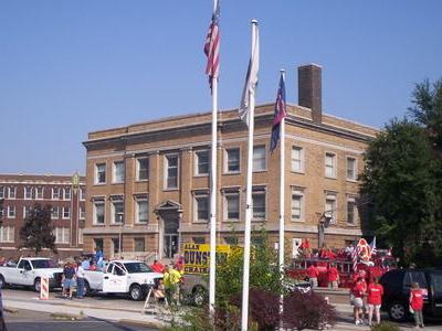 Downtown Granite City