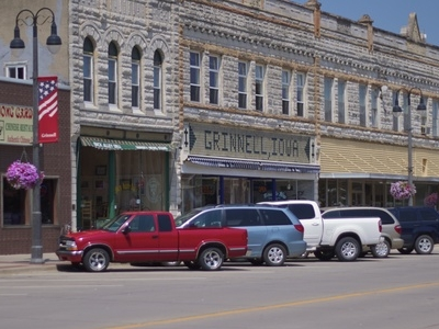 Downtown Grinnell