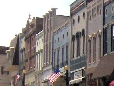 Downtown Harrodsburg