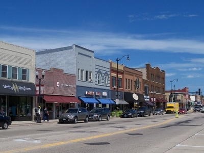 Downtown Hutchinson