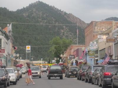 Downtown  Idaho  Springs  2 C  C O  I M G  5 4 3 7