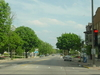 Downtown Janesville Looking South On Main Street