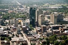 Downtown Lexington Skyline