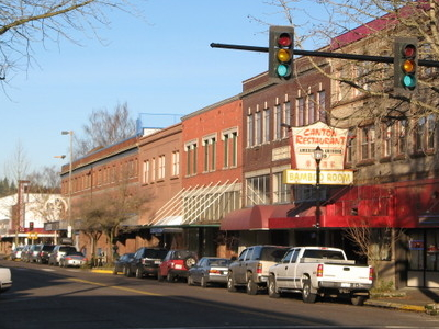 Downtown Longview