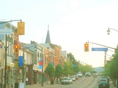 Downtown  Milton