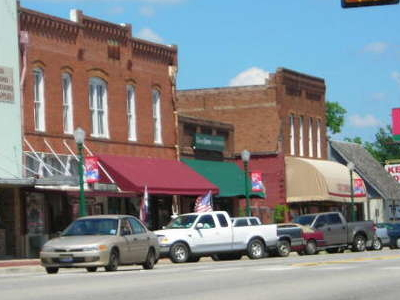 Downtown Mineola