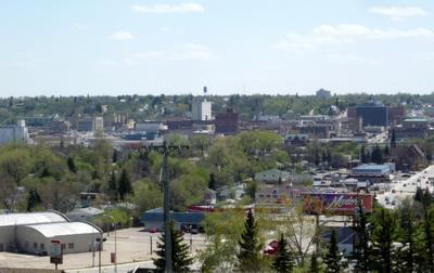 Downtown Minot