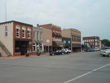 Downtown Paola