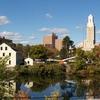 Downtown Across The Blackstone River