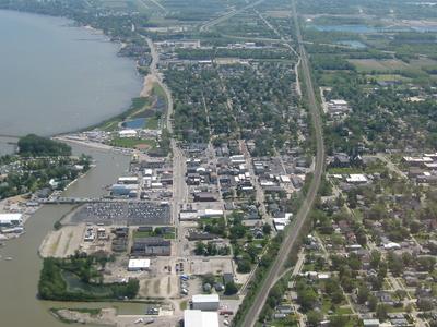 Downtown Port Clinton