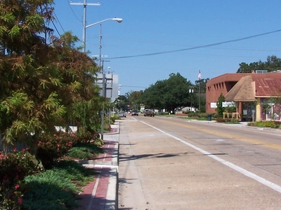Downtown Rayne