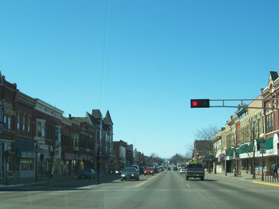 Downtown Reedsburg