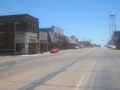 Downtown  Shamrock