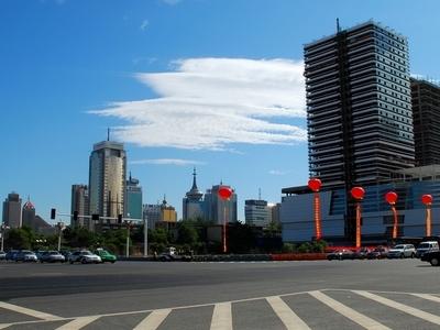 Downtown Shijiazhuang