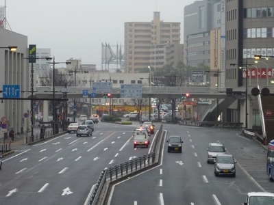 Downtown Shimonoseki
