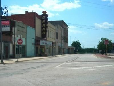 Downtown Stamford.