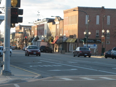 Downtown Sycamore
