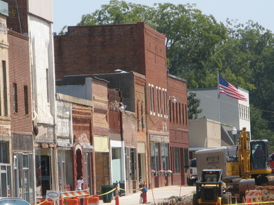 Downtown Renovation Construction