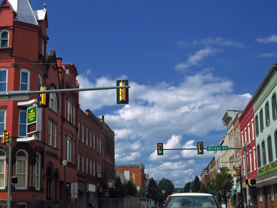 Downtown Towanda