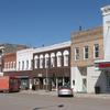 Downtown West Liberty Iowa