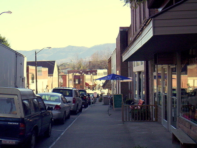 Downtown Whitesburg