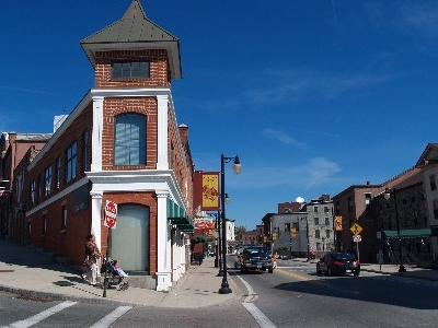 Downtown Woonsocket