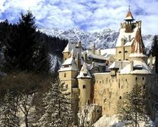 Dracula's Bran Castle - Transylvania