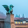 Dragon Bridge - Ljubljana