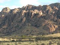 Dragoon Mountains