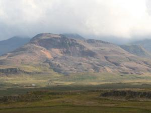 Drapuhlidarfjall Montaña