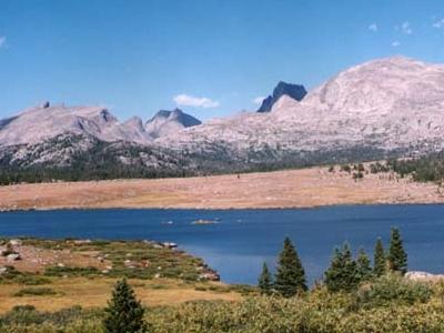 Dream Lake Wind Rivers
