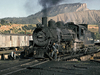 DRGW Steam Locomotive On The Durango Turntable
