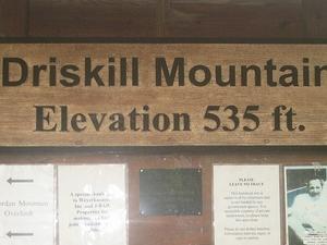 Driskill Montaña