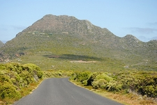 Drive Into Cape Point Nature Reserve SA