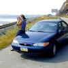 Driving Down Seward Highway - Alaska