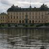 Drottningholm Castle Viewed From East
