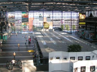 D R S Terminal Interior