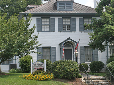 Dr  Wiley  S  Cozart  House