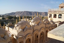 Hawa Mahal Inner Views