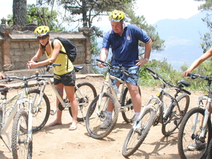 Mountain Cyclling Tour Photos