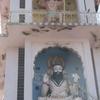 A Hindu Sage & Lord Hanuman