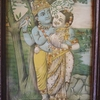 Radha Krishna Painting - City Palace - Udaipur
