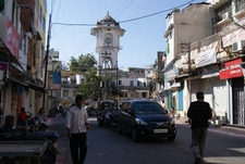 Clock Tower Udaipur Alley - Rajasthan - India