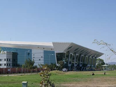 Main Block - Jaipur International Airport