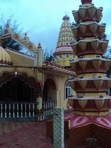 Baga Beach Temple