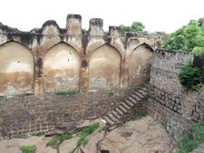 Golkonda Fort Water Pool